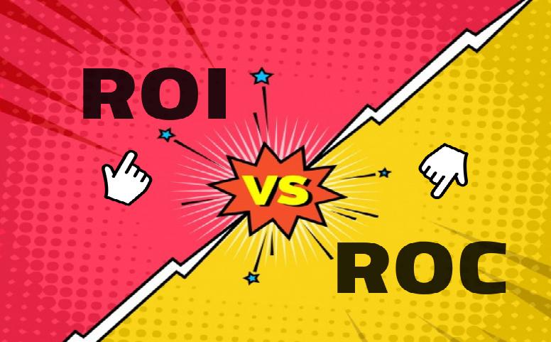 ROC vs ROI