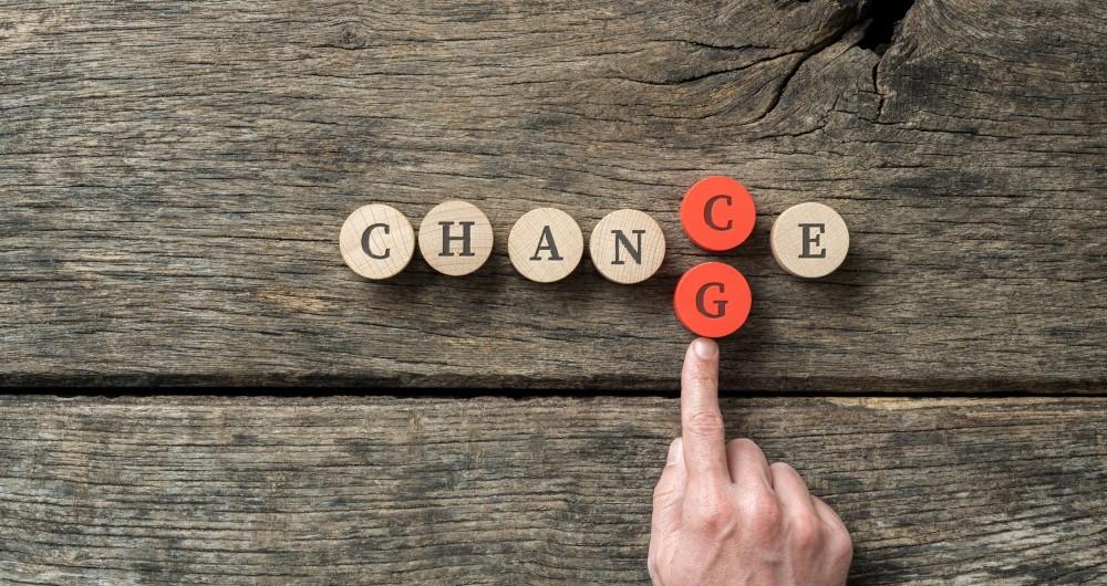 accogliere il cambiamento